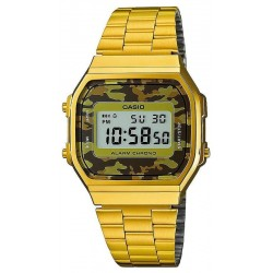 Montre Unisex Casio Collection A168WEGC-5EF