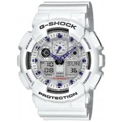 Montre pour Homme Casio G-Shock GA-100A-7AER