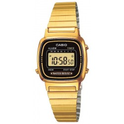 Montre pour Femme Casio Collection LA670WEGA-1EF