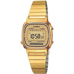 Montre pour Femme Casio Collection LA670WEGA-9EF