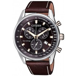 Montre pour Homme Citizen Chrono Eco-Drive AT2396-19X