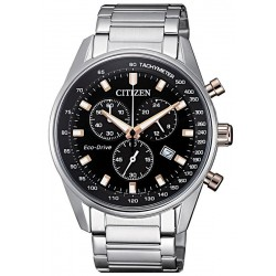 Montre pour Homme Citizen Chrono Eco-Drive AT2396-86E