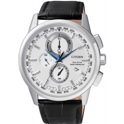 Acheter Montre para Homme Citizen Radio Pilotèe Chrono Evolution 5 AT8110-11A