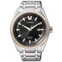 Montre pour Homme Citizen Super Titanium Eco-Drive AW1244-56E