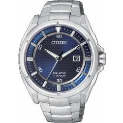Montre pour Homme Citizen Super Titanium Eco-Drive AW1400-52M