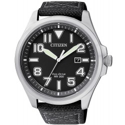 Montre pour Homme Citizen Military Eco-Drive AW1410-24E