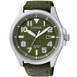 Montre pour Homme Citizen Military Eco-Drive AW1410-32X