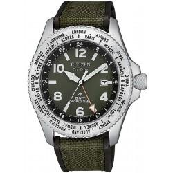 Montre pour Homme Citizen Promaster Field GMT BJ7100-23X