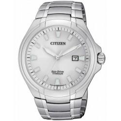 Montre pour Homme Citizen Super Titanium Eco-Drive BM7430-89A