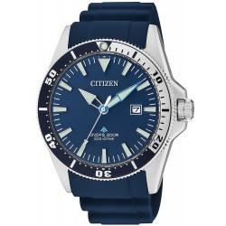 Montre pour Homme Citizen Promaster Diver's Eco-Drive 200M BN0100-34L
