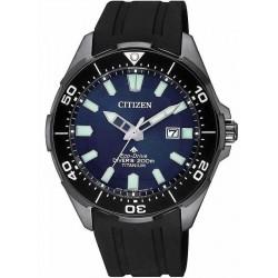 Montre pour Homme Citizen Promaster Diver's Eco Drive 200M Super Titane BN0205-10L
