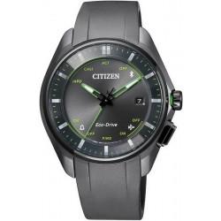 Acheter Montre pour Homme Citizen Radio Pilotée Bluetooth Super Titanium BZ4005-03E