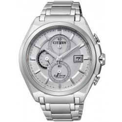 Montre pour Homme Citizen Super Titanium Chrono Eco-Drive CA0350-51A