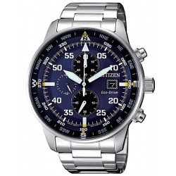Montre pour Homme Citizen Chrono Aviator Eco-Drive CA0690-88L