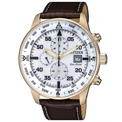 Montre pour Homme Citizen Chrono Aviator Eco-Drive CA0693-12A