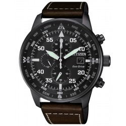 Montre pour Homme Citizen Chrono Aviator Eco-Drive CA0695-17E