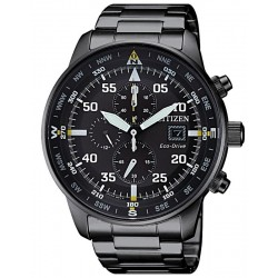Montre pour Homme Citizen Chrono Aviator Eco-Drive CA0695-84E