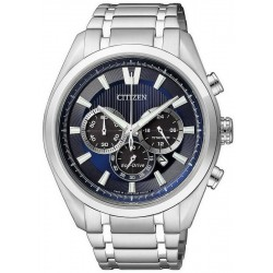 Montre pour Homme Citizen Super Titanium Chrono Eco-Drive CA4010-58L