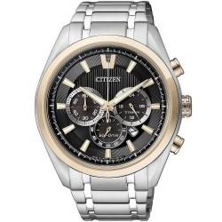 Montre pour Homme Citizen Super Titanium Chrono Eco-Drive CA4014-57E