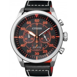 Montre pour Homme Citizen Chrono Aviator Eco-Drive CA4210-08E