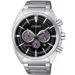 Montre pour Homme Citizen Chrono Eco-Drive CA4280-53E