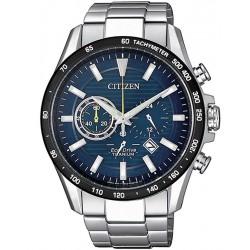 Montre pour Homme Citizen Super Titanium Chrono Eco-Drive CA4444-82L