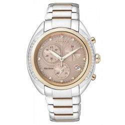 Montre Femme Citizen Chrono Eco-Drive FB1385-53W