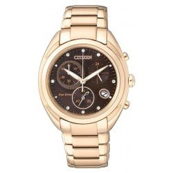 Montre Femme Citizen Chrono Eco-Drive FB1395-50W