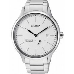 Montre pour Homme Citizen Super Titanium Mécanique NJ0090-81A