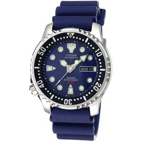 Acheter Montre pour Homme Citizen Promaster Diver's 200M Automatique NY0040-17L