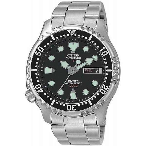 Acheter Montre pour Homme Citizen Promaster Diver's 200M Automatique NY0040-50E