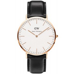 Montre Daniel Wellington Homme Classic Sheffield 40MM DW00100007