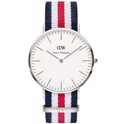 Montre Daniel Wellington Unisex Classic Canterbury 36MM DW00100051