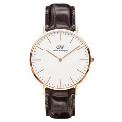 Montre Daniel Wellington Homme Classic York 40MM DW00100011