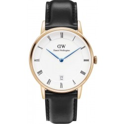 Montre Daniel Wellington Unisex Dapper Sheffield 34MM DW00100092