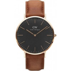 Montre Daniel Wellington Homme Classic Black Durham 40MM DW00100126