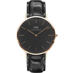 Montre Daniel Wellington Homme Classic Black Reading 40MM DW00100129
