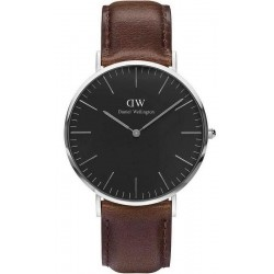Montre Daniel Wellington Homme Classic Black Bristol 40MM DW00100131