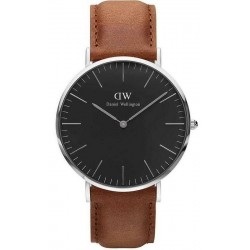 Montre Daniel Wellington Homme Classic Black Durham 40MM DW00100132