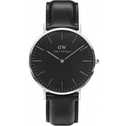 Montre Daniel Wellington Homme Classic Black Sheffield 40MM DW00100133