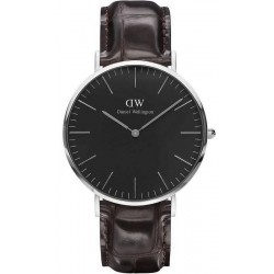 Montre Daniel Wellington Homme Classic Black York 40MM DW00100134