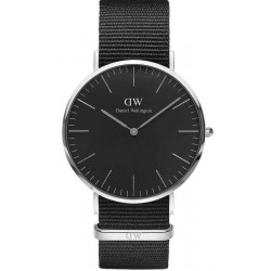 Montre Daniel Wellington Homme Classic Black Cornwall 40MM DW00100149