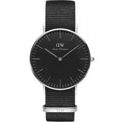 Acheter Montre Daniel Wellington Unisex Classic Black Cornwall 36MM DW00100151