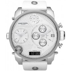 Diesel DZ7194 Mr. Daddy Chronographe 4 Time Zones Montre Homme
