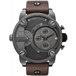 Montre pour Homme Diesel Little Daddy Chronographe Dual Time DZ7258