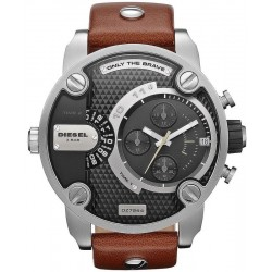 Montre pour Homme Diesel Little Daddy DZ7264 Chronographe Dual Time