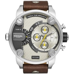 Montre pour Homme Diesel Little Daddy DZ7335 Chronographe Dual Time