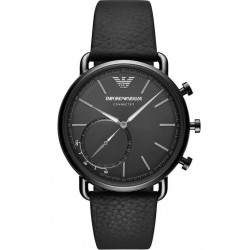 Acheter Montre Emporio Armani Connected Homme Aviator ART3030 Hybrid Smartwatch