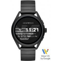 Acheter Montre Emporio Armani Connected Homme Matteo Smartwatch ART5020