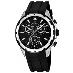 Acheter Montre Festina Homme Chronograph F16838/2 Quartz
